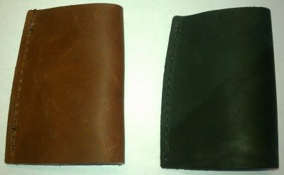 Brown & Black Buckle Cover