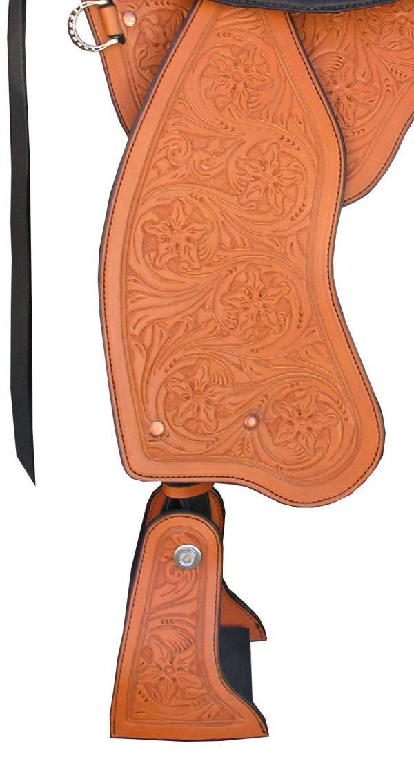 Reinforced, Lined Trail Fender