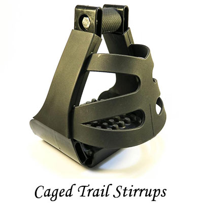 Specialized Saddles Black Caged Trail Stirrups