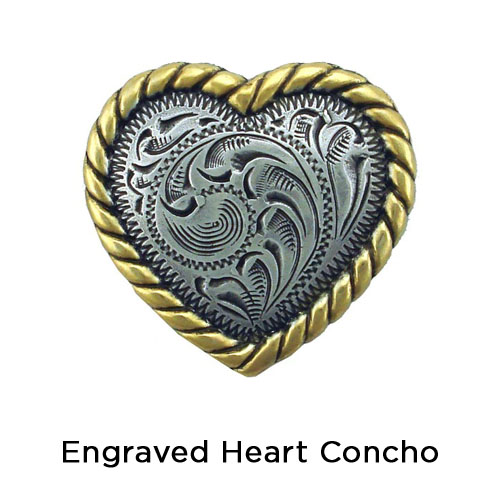 Engraved Heart
