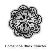 Horse Shoe Black