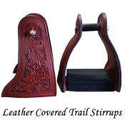 Leather Covered Trail