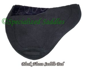 Black fleece lining
