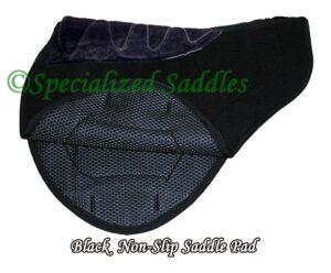 Black non-slip lining