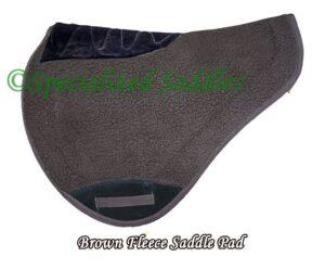 Brown fleece lining (BACKORDERED)