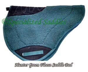 Hunter Green fleece lining