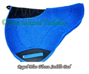 Royal Blue fleece lining