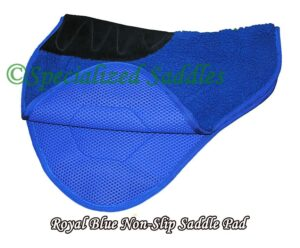 Royal Blue non-slip lining