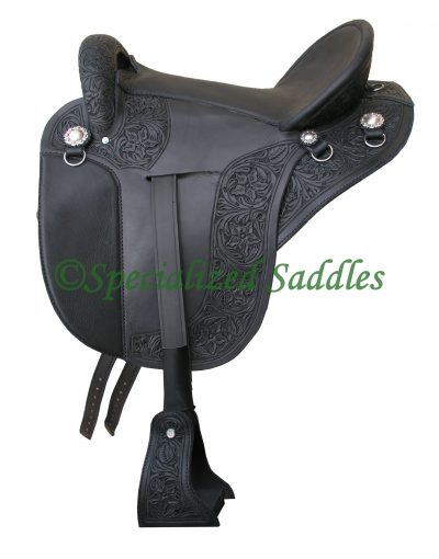 Specialized Saddles International Black Saddle