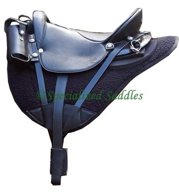 Specialized Saddles Ultralight with water bottle holder