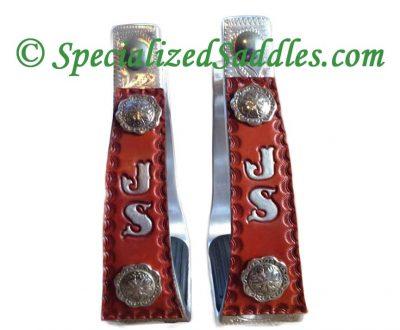 Custom Western Stirrups