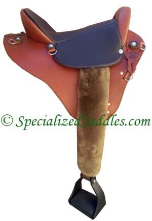 Fleece Stirrup Leather Covers
