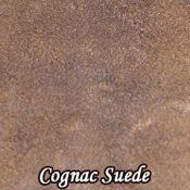 Cognac Suede