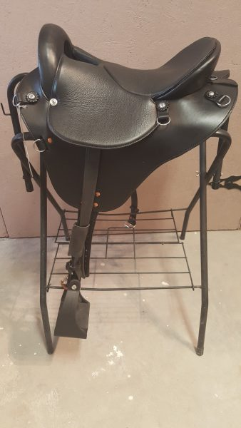 Specialized Saddles 15 inch Black Eurolight Saddle