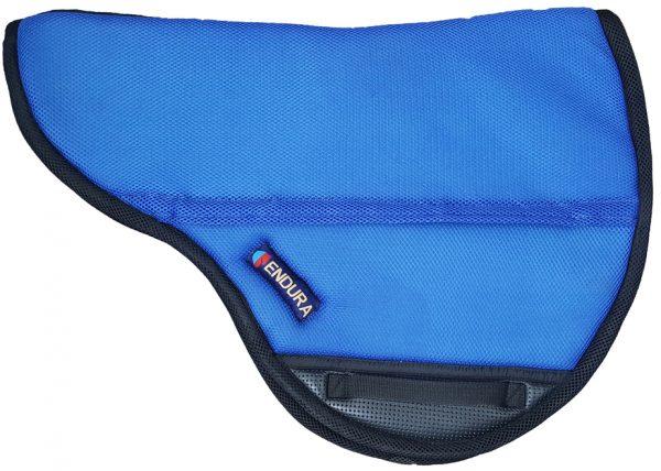 Endura Saddle Pad Blue