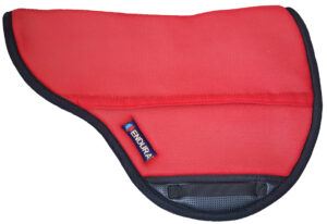 Endura Saddle Pad Red