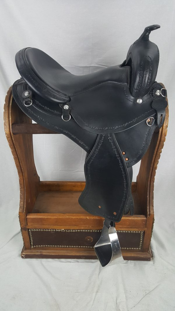 "16"" Featherweight Trail Saddle"