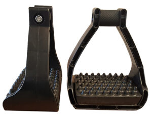 Black Endura Stirrup
